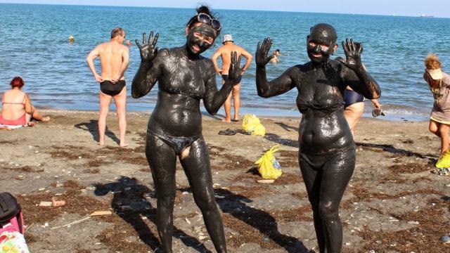 Морската кал и луга – здраве под открито небе