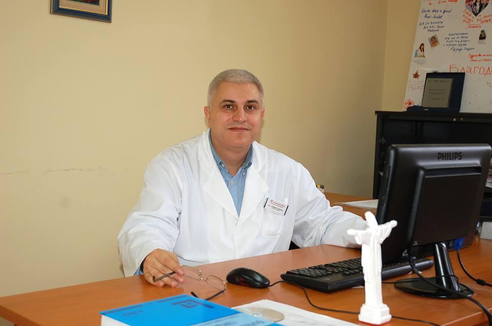 Photo of Проф. д-р Ивайло Търнев влиза в надпреварата за Медицинските Оскари