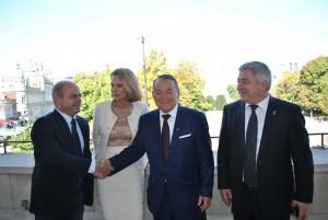 Игнат Канев се срещна с кмета на Русе