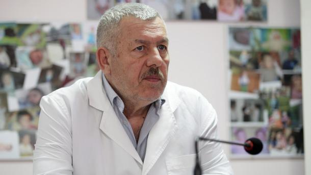 Photo of Проф. Атанас Щерев с ежемесечни консултации в Русе