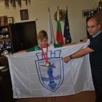 10-годишен русенец с първа задача в учебник по математика