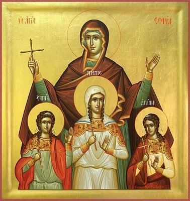 Photo of Днес почитаме сестрите Вяра, Надежда, Любов и майка им София