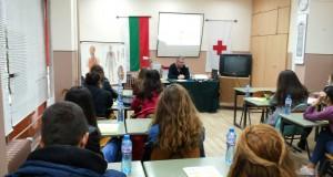 Д-р Гайтанджиев обучава доброволци по здравословно хранене