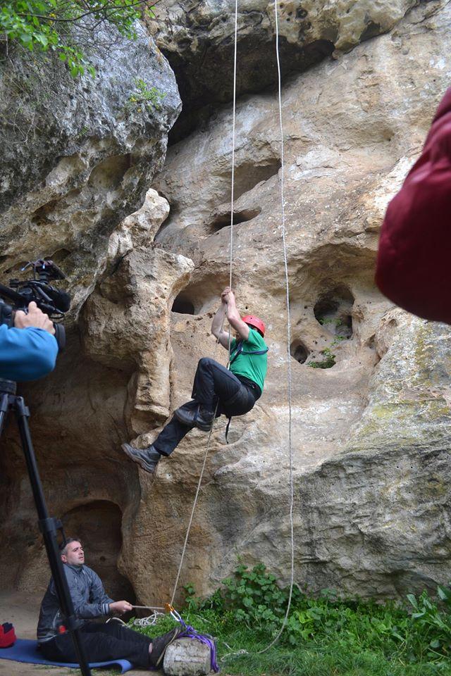 Photo of Вертикален спринт организира туристическо дружество 'Приста'