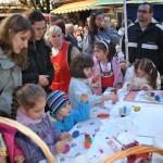 Екологична храна привлече русенци на Централния пазар