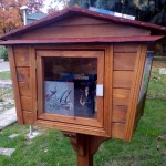 Малки къщички-библиотеки за четящите в Русе