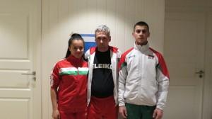 Русенски щангисти завоюваха седем отборни купи от държавното първенство в Сопот