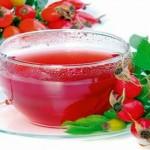Чай от шипки регулира стареенето на тъканите