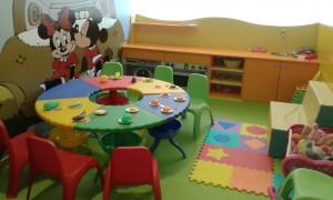 """Детският център се намира в комплекс """"Дунав"""""""