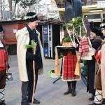 Коледари наричаха за здраве на пазара в Русе