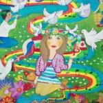 13-годишна русенка – лауреат на Международен конкурс с Плакат за мир