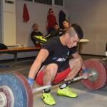 Стилиян Гроздев със злато на Европейското първенство по вдигане на тежести