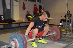 Състезателят ни по вдигане на тежести Стилиян Гроздев спечели златен медал на Европейското