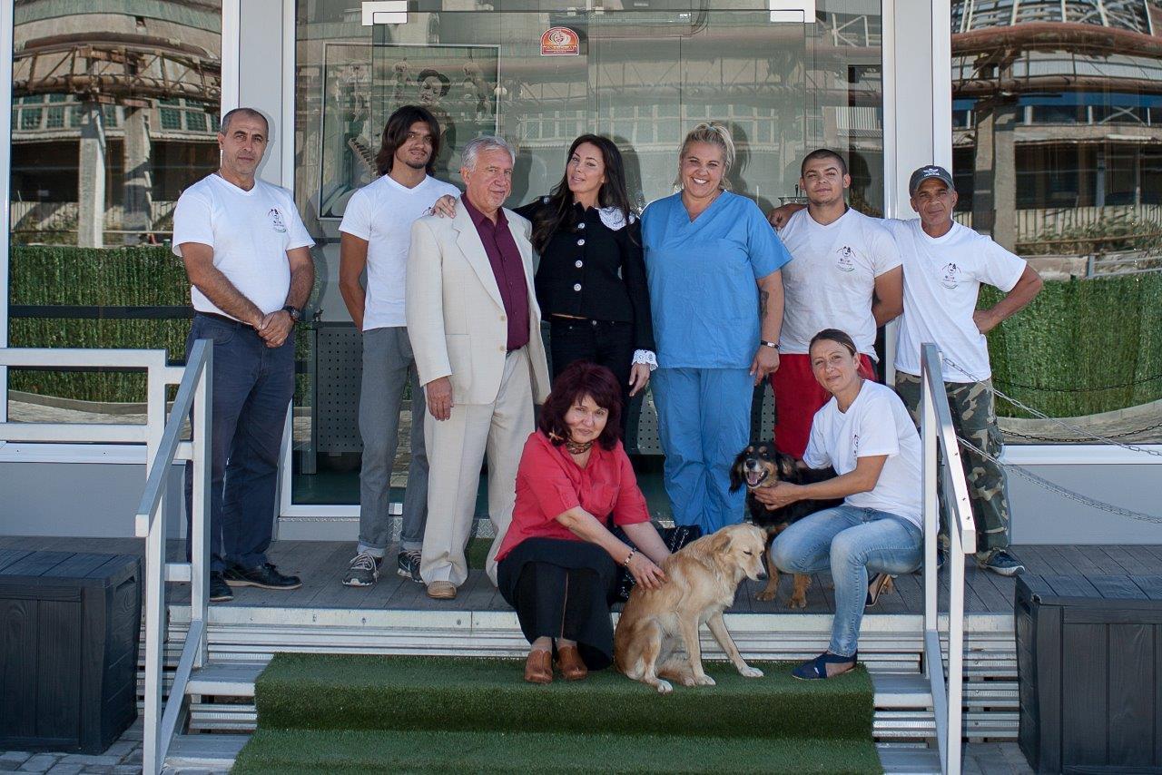 Photo of Клиника за животни – сертифицирана като приют
