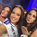 Мис Вселена България стопила 17 килограма