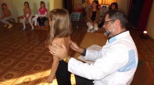гръбначни заболявания преглед - деца