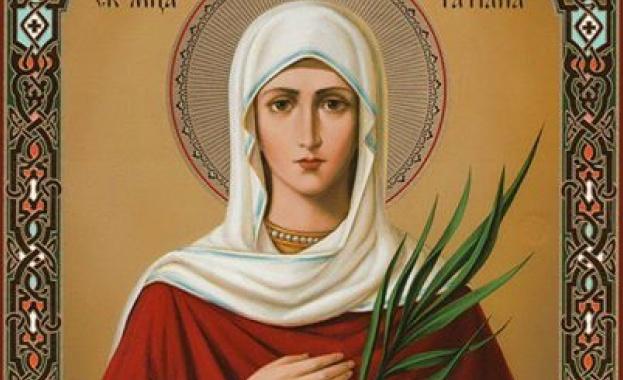 Photo of Днес почитаме Света Татяна