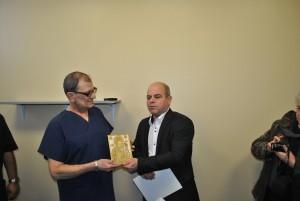 Кметът Пламен Стоилов уважи събитието