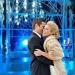 Младоженци от Букурещ с приказни фотосесии сред ледените скулптури