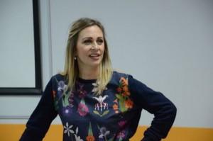 Нана Гладуиш в Русе: Моят рак не случи на човек.