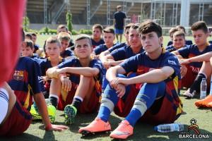Кампус Барселона сбъдва мечти
