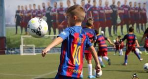 Кампус Барселона – по стъпките на Големите