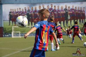 Кампус Барселона е уникален шанс за подрастващите български футболисти