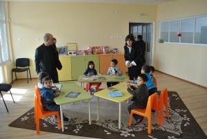 """Новата детска градина в кв. """"Тракция"""" вече работи"""