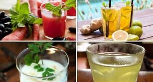 Напитки, които премахват токсините, докато спим