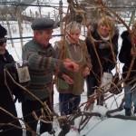 Зимна фиеста в Пиргово с Body Flex и кокичета