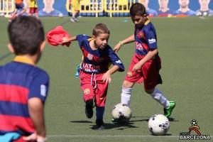 Впечатленията и приятелствата от Campus Barcelona остават вечни за децата