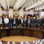 """Футболен клуб """"Дунав"""" с отборна премия за класирането в Топ 6 на Първа лига"""