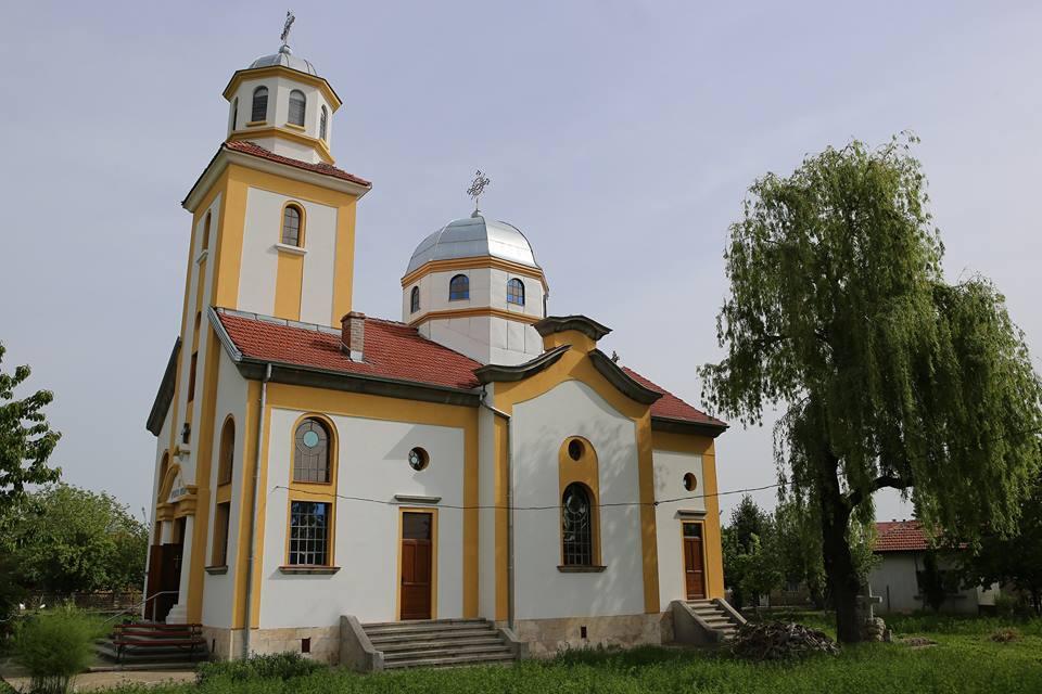 """Photo of Обновената църква """"Свети Архангел Михаил"""" в село Сандрово отвори врати"""