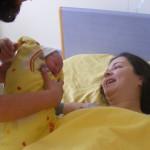 """Голям интерес към дните на отворени врати за бъдещи родители в МБАЛ """"Медика"""""""