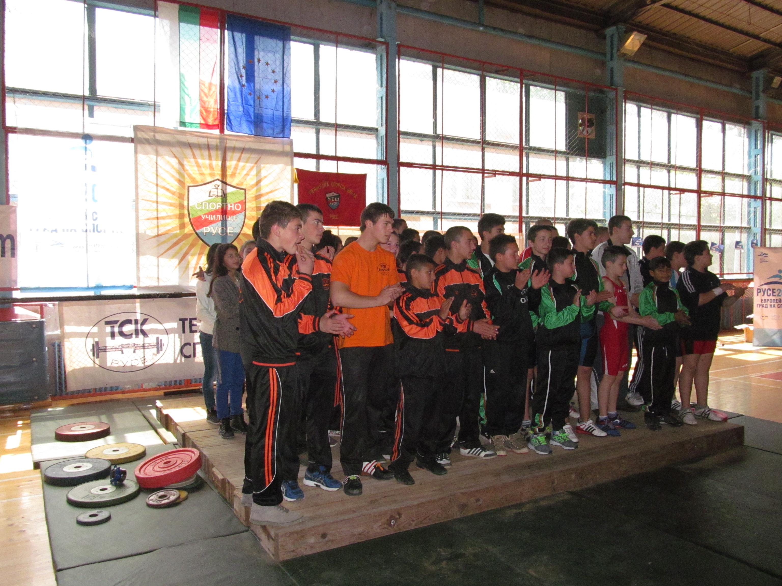 """Photo of Съзвездие от шампиони се включва в турнир по вдигане на тежести за купа """"Русе"""""""