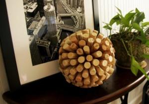Корковите тапи имат хиляди приложения в дома