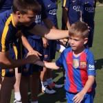 Родители: В Campus Barcelona децата заживяват с магията на Меси