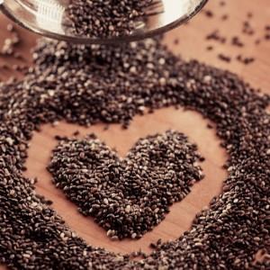Семената чиа подпомагат и работата на щитовидната жлеза