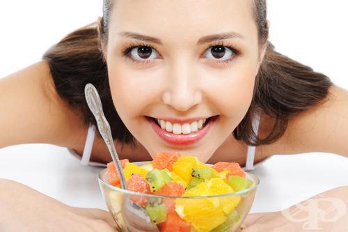 Важно е с какво се храним, за да поддържаме кожата си здрава, красива и млада