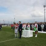 Международен юношески турнир ознаменува откриването на футболна академия Лудогорец