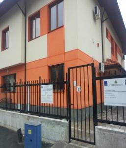 """Къщичките """"Надежда""""/зелената/ и """"Любов""""/оранжевата/ изглеждат много симпатични, както отвън, така и отвътре"""