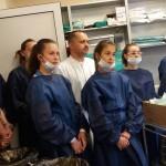 Деца на медици се запознаха с работата им в МБАЛ Медика