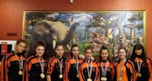 Девет титли за русенските щангисти от Държавното лично първенство