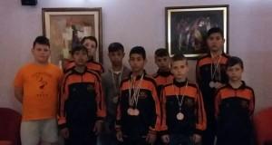 54 медала за русенските щангисти от Държавното лично първенство по вдигане на тежести