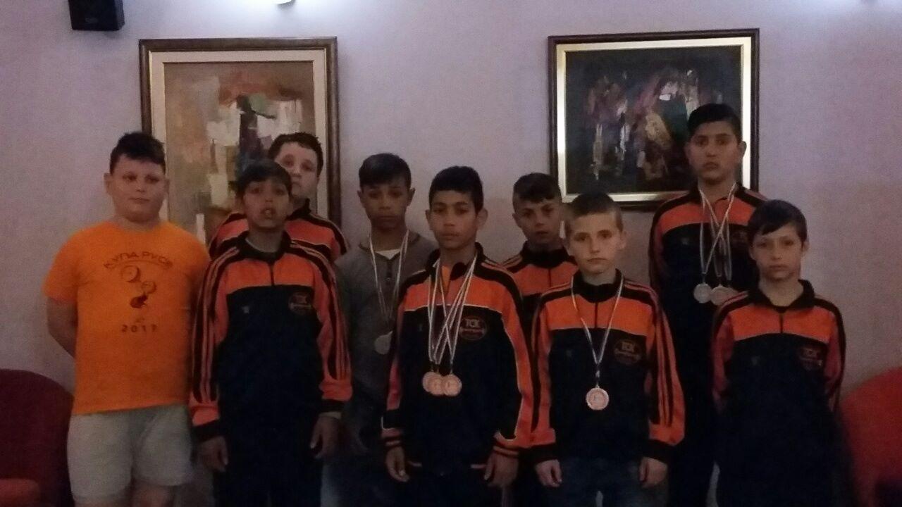 Photo of 54 медала за русенските щангисти от Държавното лично първенство по вдигане на тежести