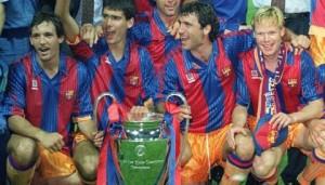 Стоичков е единственият българин, печелил Купата на европейските шампиони