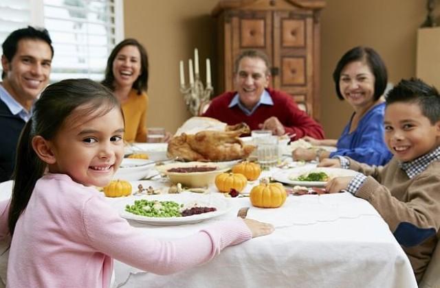 Правилни хранителни навици при децата