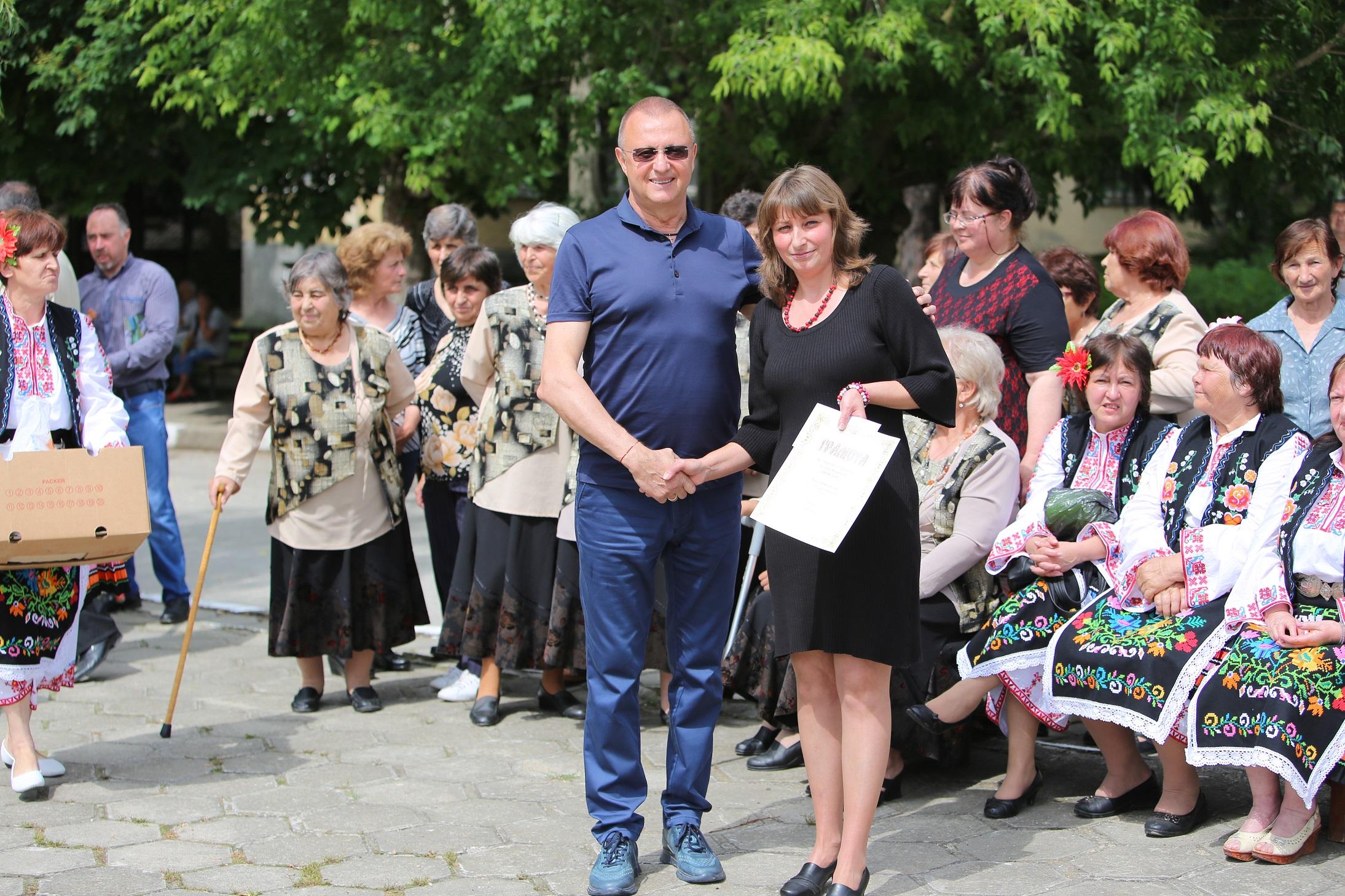 Photo of Пламен Нунев се включи в благотворителна кулинарна изложба