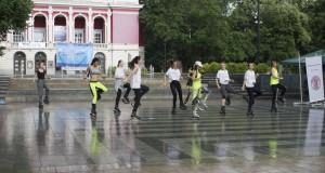 """Благотворителен фестивал """"Рак сайкъл"""" се проведе в Русе"""