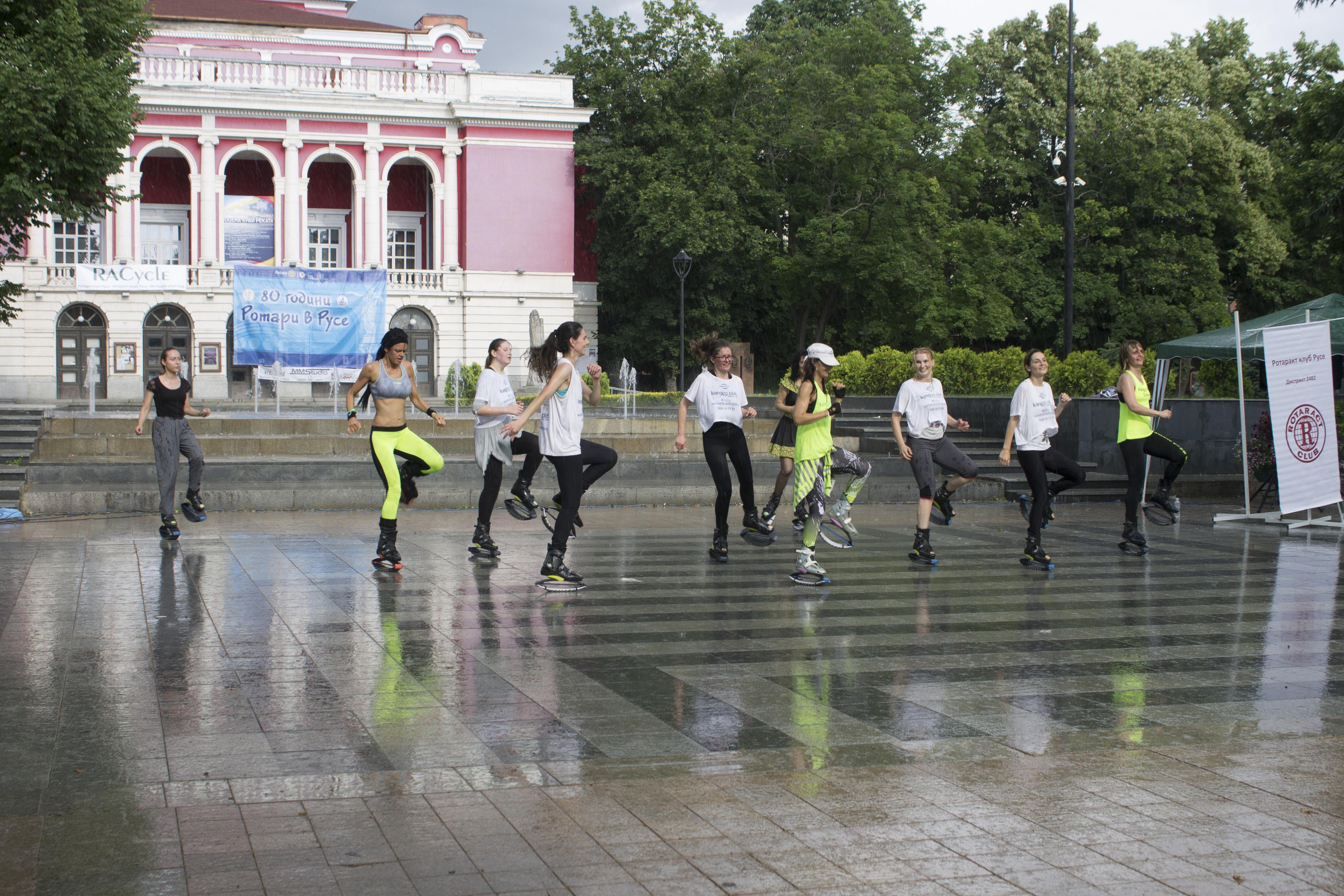 """Photo of Благотворителен фестивал """"Рак сайкъл"""" се проведе в Русе"""
